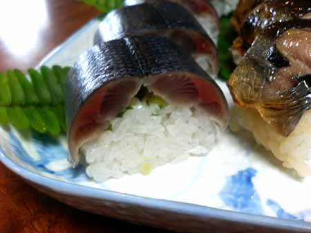 サンマ寿司48