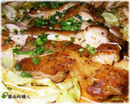 鶏腿の辛味ポン酢ステーキ14.jpg