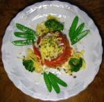トマトとツナのサラダ4