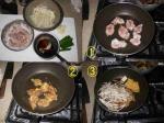鶏レバニラ炒め2