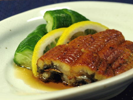 うざく」 鰻の酢の物 - 魚料理と...