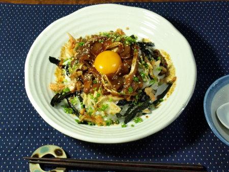 ハマチユッケ丼3