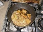 ハマチ、ブリの生姜焼き6
