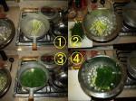 おかひじきサラダ作り方レシピ6