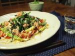 おかひじきサラダ作り方レシピ10