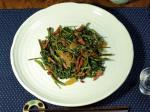 空芯菜料理レシピ6