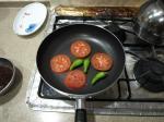 賀茂茄子ステーキ作り方4