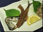 秋刀魚なめろう、たたき、ユッケ、刺身、骨煎餅4