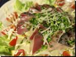 ハガツオたたき海鮮サラダ12