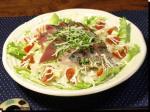 ハガツオたたき海鮮サラダ13