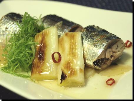 秋刀魚オイル煮17