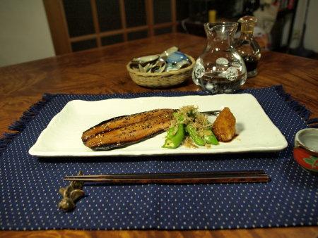 秋刀魚ミリン干し12