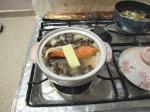 鮭とむかごの炊きこみご飯8