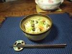 鮭とむかごの炊きこみご飯13