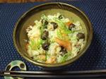鮭とむかごの炊きこみご飯14
