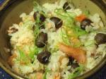 鮭とむかごの炊きこみご飯15