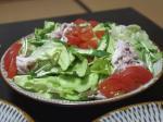 晩飯焼き鯖素麺2