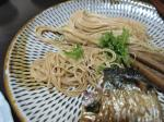 晩飯焼き鯖素麺4