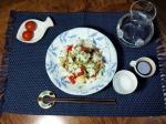 太刀魚唐揚おろしポン酢8