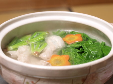 常夜鍋レシピ作り方01