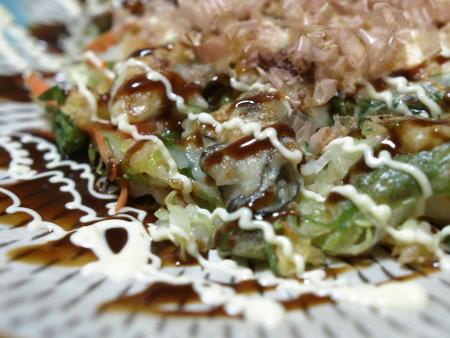 広島風お好み焼きレシピ11