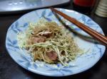 きゃべせん焼き蕎麦4