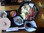 樫田鍋定食