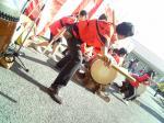 響 の太鼓