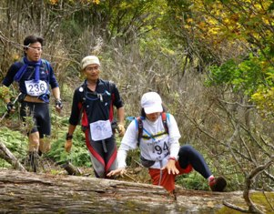 trail run 2008