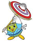 因幡の傘踊りトリピー