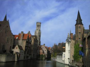運河からの眺め