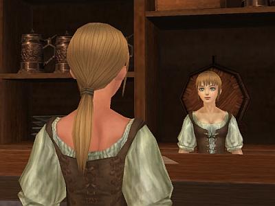双子の姉アンジェラ