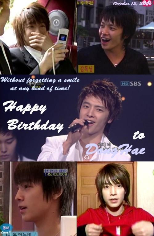 誕生日おめでとうございます^^