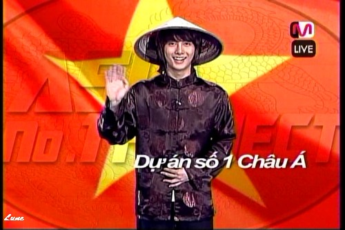 Asia No1 Project ベトナム編