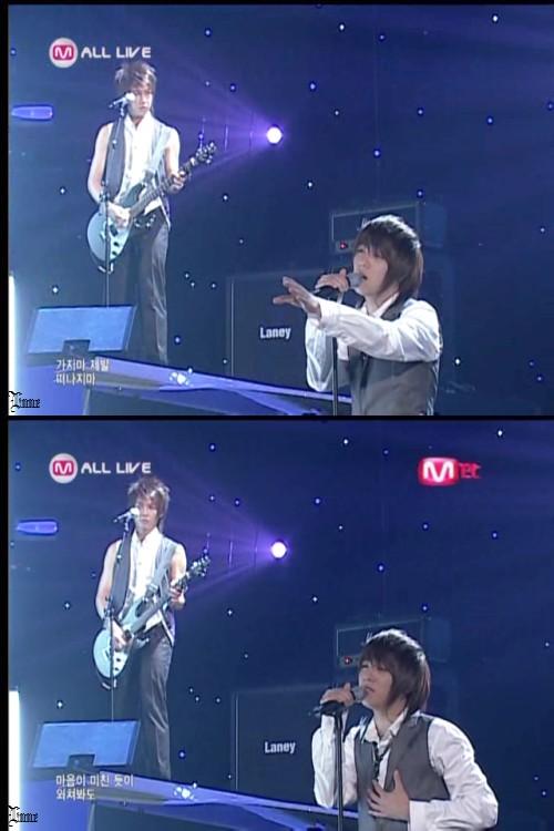 ボーカル&ギター担当 ウォンビンの場合