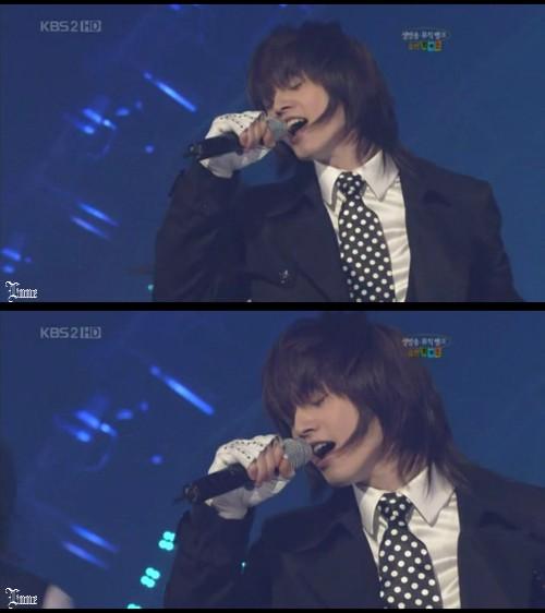 Music Bank - ソンジェ