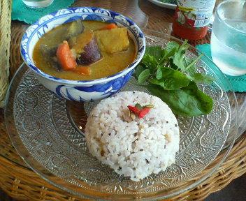 ベトナム風カレー