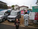 横浜の家 地鎮祭