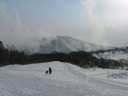 前森山の山頂