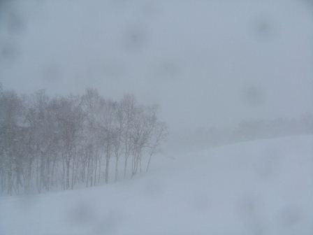 猛吹雪&ガス