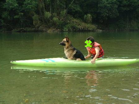 今年はカヌーに乗れるかなぁ・・・