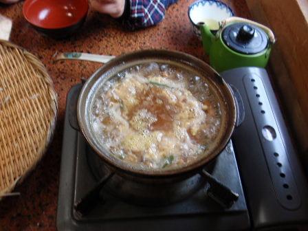 締めの雑炊