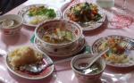 ベトナム・中国料理店で