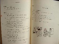 日本語の教科書の1ページ