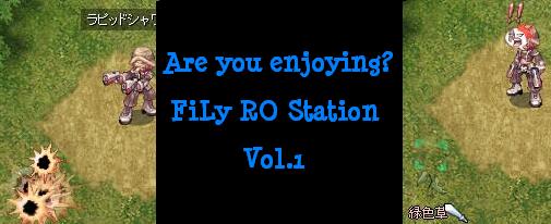 FiLy RO Station Vol.1