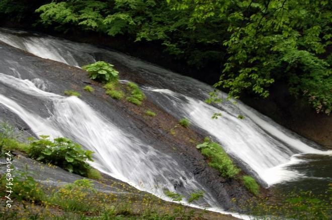 釜淵の滝06