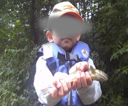 ボクの岩魚