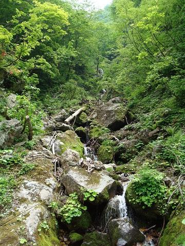 0524沢の滝