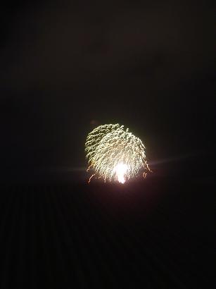 おなごりの花火2007