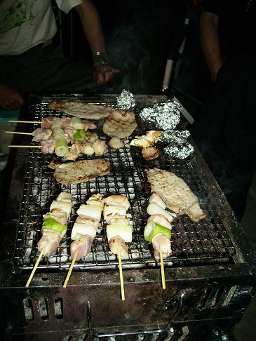 夜会BBQ0504